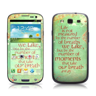 Samsung Galaxy S III Skin - Measured