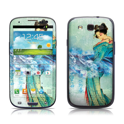 Samsung Galaxy S III Skin - Magic Wave