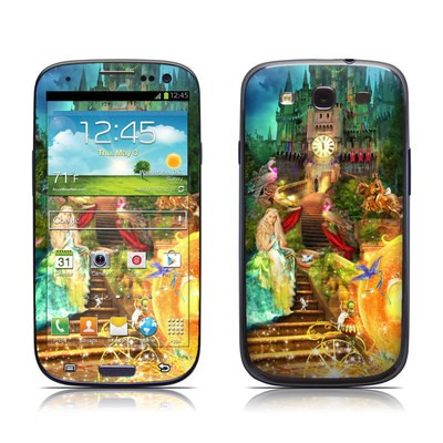 Samsung Galaxy S III Skin - Midnight Fairytale