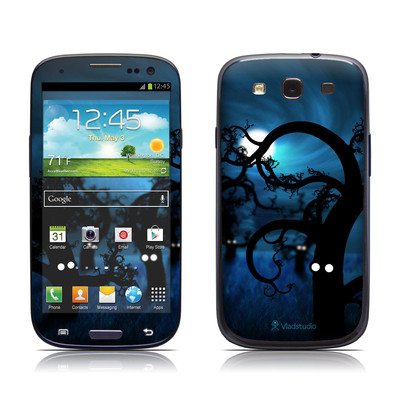 Samsung Galaxy S III Skin - Midnight Forest