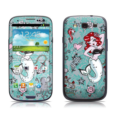 Samsung Galaxy S III Skin - Molly Mermaid