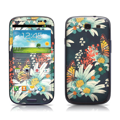 Samsung Galaxy S III Skin - Monarch Grove