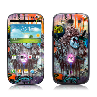 Samsung Galaxy S III Skin - The Monk