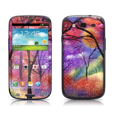 Samsung Galaxy S III Skin - Moon Meadow