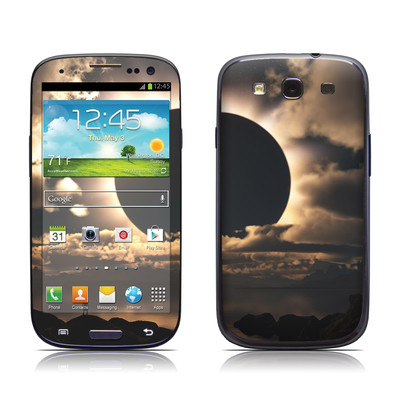 Samsung Galaxy S III Skin - Moon Shadow