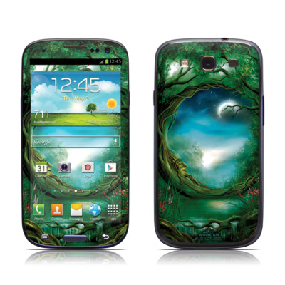 Samsung Galaxy S III Skin - Moon Tree