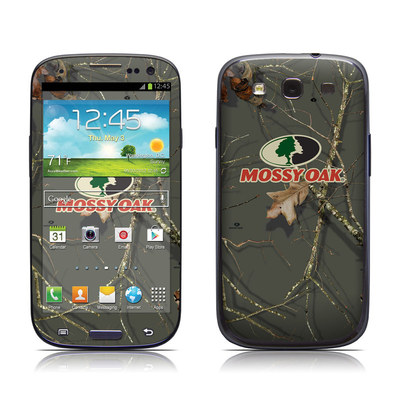 Samsung Galaxy S III Skin - Break-Up Lifestyles Evergreen