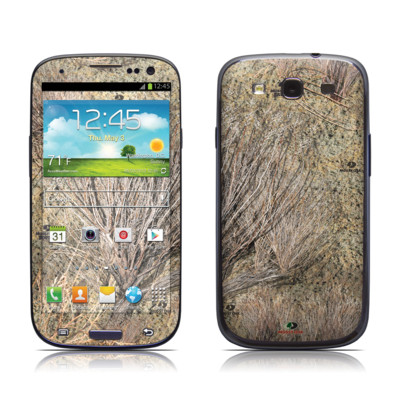 Samsung Galaxy S III Skin - Brush