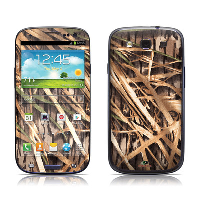 Samsung Galaxy S III Skin - Shadow Grass