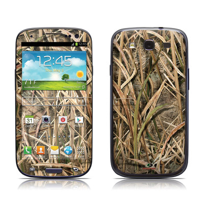 Samsung Galaxy S III Skin - Shadow Grass Blades