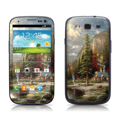 Samsung Galaxy S III Skin - Mountain Majesty