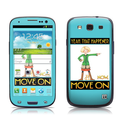 Samsung Galaxy S III Skin - Move On
