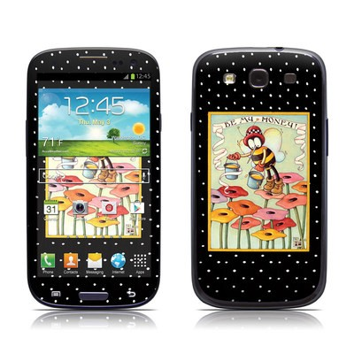 Samsung Galaxy S III Skin - Be My Honey