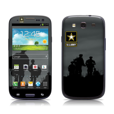 Samsung Galaxy S III Skin - Night Action