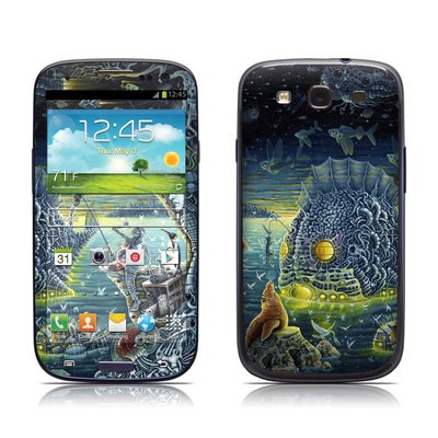 Samsung Galaxy S III Skin - Night Trawlers