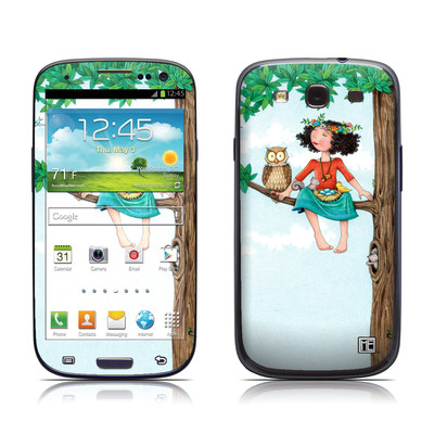 Samsung Galaxy S III Skin - Never Alone