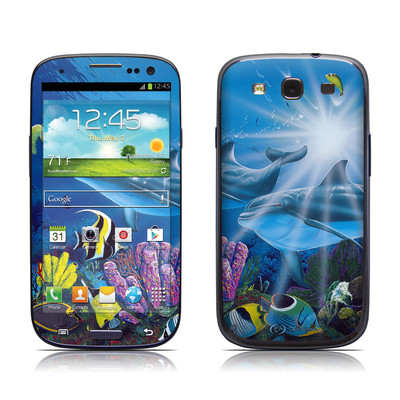 Samsung Galaxy S III Skin - Ocean Friends