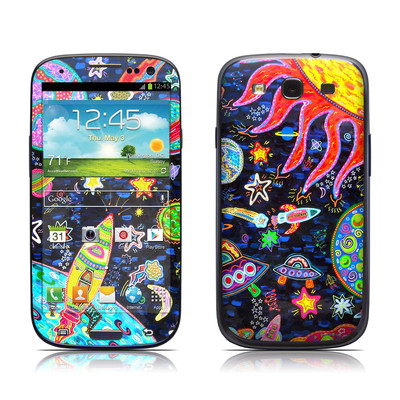 Samsung Galaxy S III Skin - Out to Space