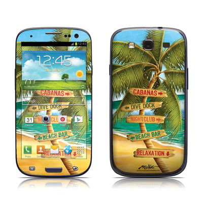 Samsung Galaxy S III Skin - Palm Signs
