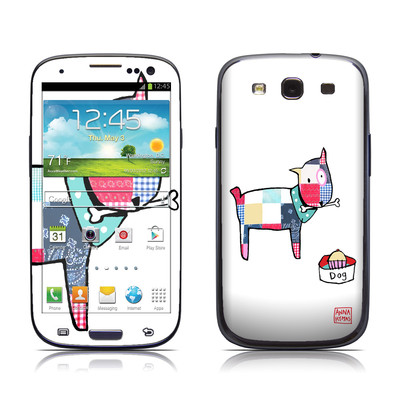 Samsung Galaxy S III Skin - Patch Dog