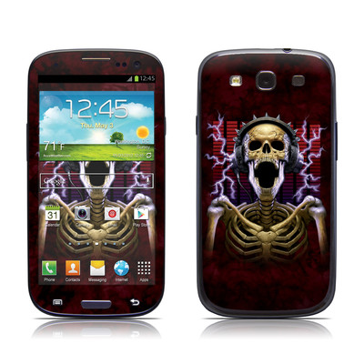 Samsung Galaxy S III Skin - Play Loud