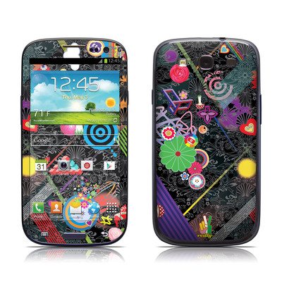 Samsung Galaxy S III Skin - Play Time
