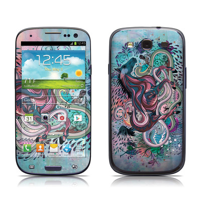 Samsung Galaxy S III Skin - Poetry in Motion