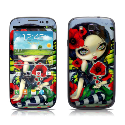 Samsung Galaxy S III Skin - Poppy Magic