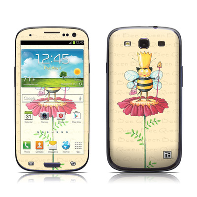 Samsung Galaxy S III Skin - Queen Bee