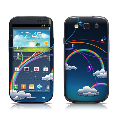 Samsung Galaxy S III Skin - Rainbows