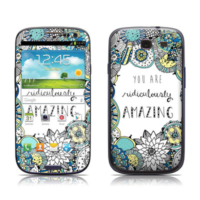 Samsung Galaxy S III Skin - You Are Ridic