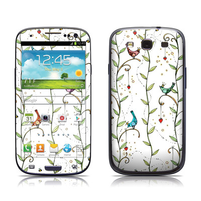 Samsung Galaxy S III Skin - Royal Birds