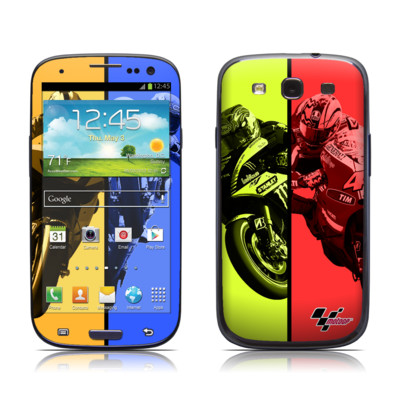 Samsung Galaxy S III Skin - Race Panels