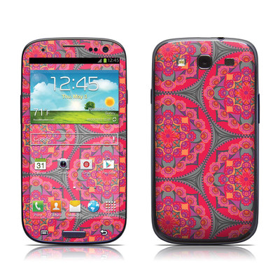 Samsung Galaxy S III Skin - Ruby Salon