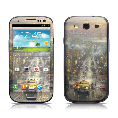 Samsung Galaxy S III Skin - Heart of San Francisco