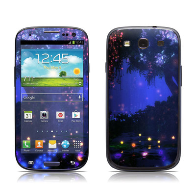 Samsung Galaxy S III Skin - Satori Night