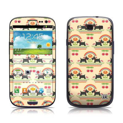 Samsung Galaxy S III Skin - Scotties