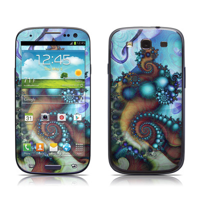 Samsung Galaxy S III Skin - Sea Jewel