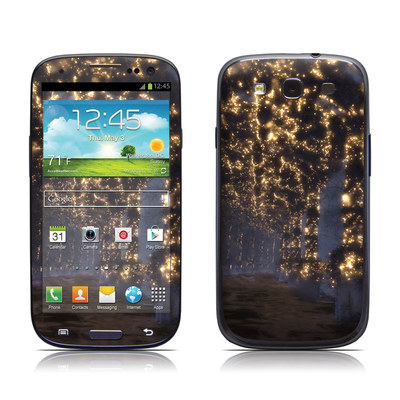 Samsung Galaxy S III Skin - Shaded Path