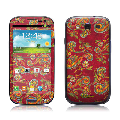 Samsung Galaxy S III Skin - Shades of Fall