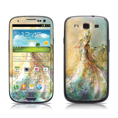 Samsung Galaxy S III Skin - The Shell Maiden