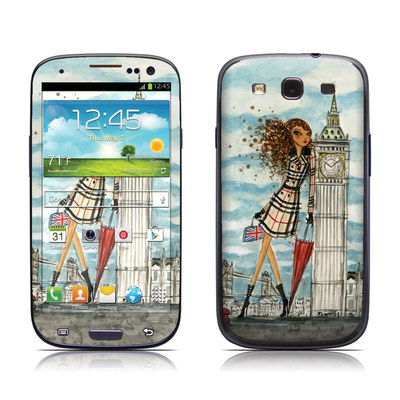 Samsung Galaxy S III Skin - The Sights London