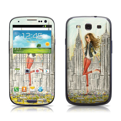 Samsung Galaxy S III Skin - The Sights New York