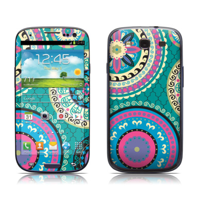 Samsung Galaxy S III Skin - Silk Road