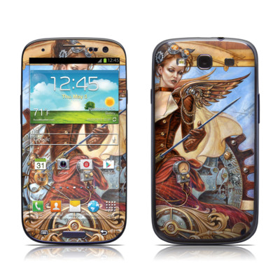 Samsung Galaxy S III Skin - Steam Jenny