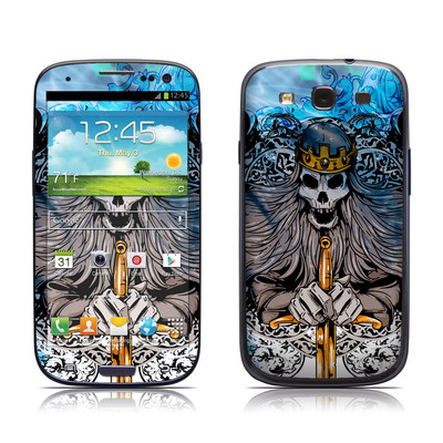 Samsung Galaxy S III Skin - Skeleton King