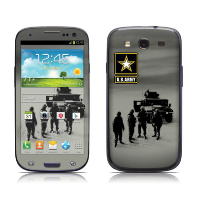 Samsung Galaxy S III Skin - Soldiers All