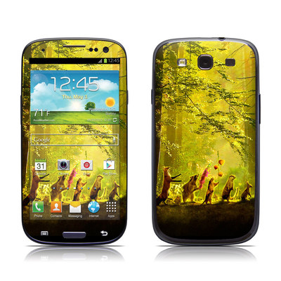 Samsung Galaxy S III Skin - Secret Parade