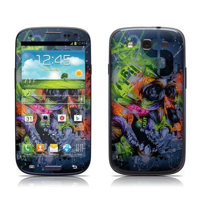 Samsung Galaxy S III Skin - Speak