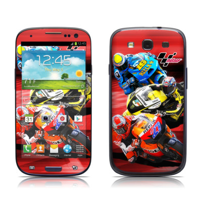 Samsung Galaxy S III Skin - Speed Collage